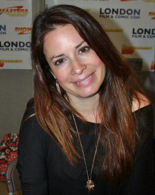 Picture of quotation author Holly Marie Combs