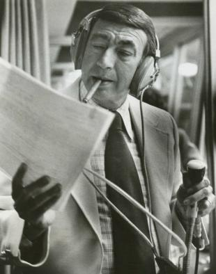 Picture of quotation author Howard Cosell