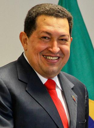 Picture of quotation author Hugo Chavez