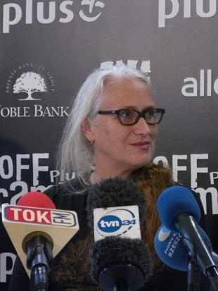 Picture of quotation author Jane Campion