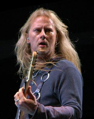 Picture of quotation author Jerry Cantrell