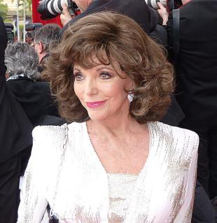 Picture of quotation author Joan Collins