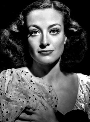 Picture of quotation author Joan Crawford