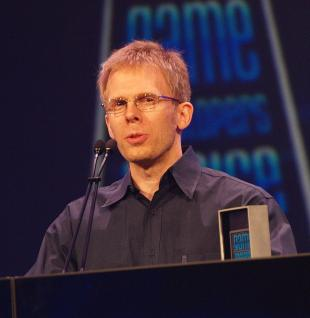 Picture of quotation author John Carmack