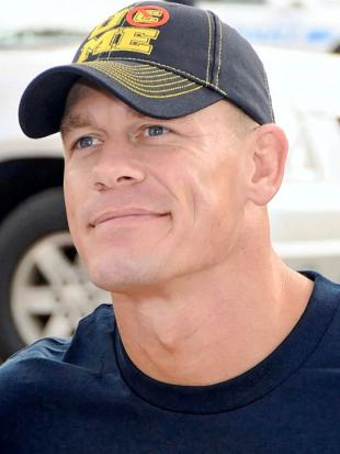 Picture of quotation author John Cena