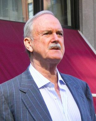 Picture of quotation author John Cleese