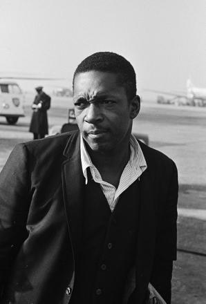 Picture of quotation author John Coltrane