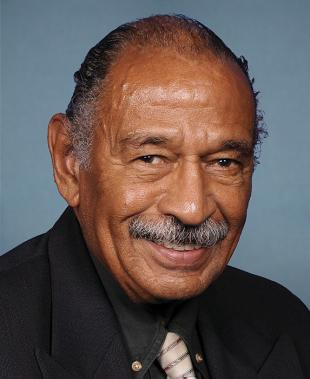 Picture of quotation author John Conyers