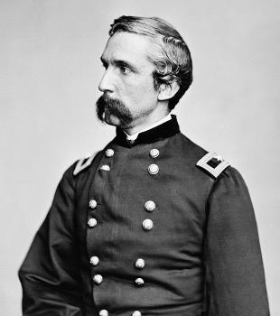 Picture of quotation author Joshua Chamberlain