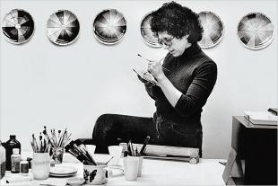 Picture of quotation author Judy Chicago