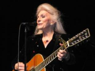 Picture of quotation author Judy Collins