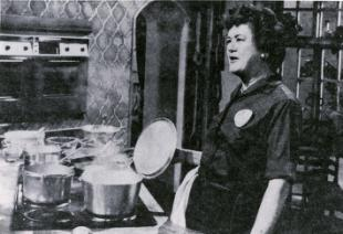 Picture of quotation author Julia Child