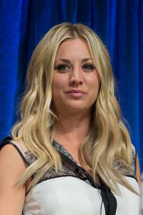 Picture of quotation author Kaley Cuoco