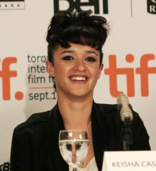 Picture of quotation author Keisha Castle-Hughes