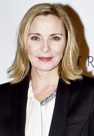Picture of quotation author Kim Cattrall