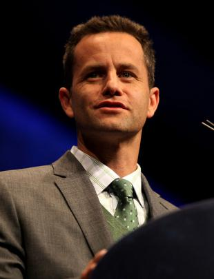 Picture of quotation author Kirk Cameron