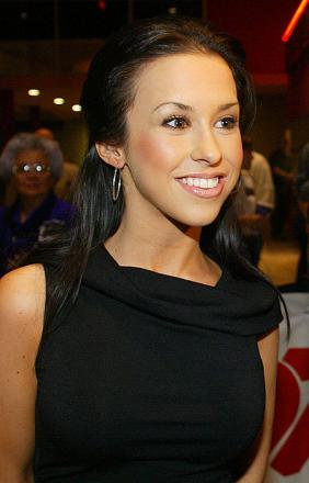 Picture of quotation author Lacey Chabert