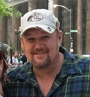Picture of quotation author Larry the Cable Guy