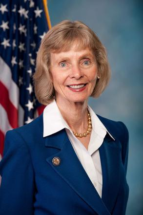 Picture of quotation author Lois Capps