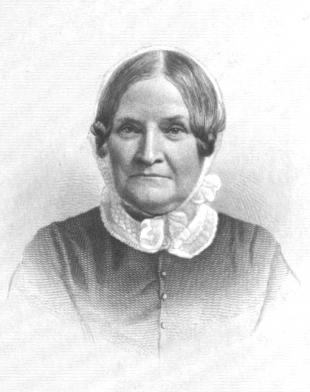 Picture of quotation author Lydia M. Child