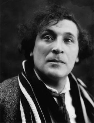 Picture of quotation author Marc Chagall