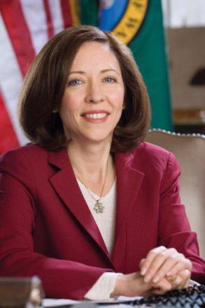 Picture of quotation author Maria Cantwell