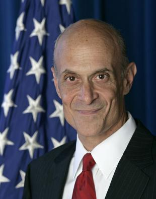 Picture of quotation author Michael Chertoff