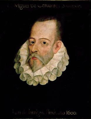 Picture of quotation author Miguel de Cervantes
