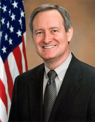 Picture of quotation author Mike Crapo