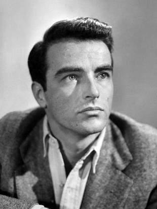 Picture of quotation author Montgomery Clift