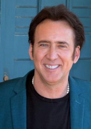 Picture of quotation author Nicolas Cage
