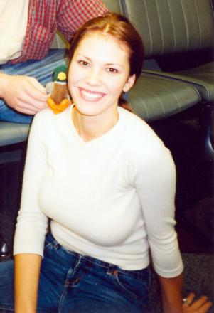 Picture of quotation author Nikki Cox