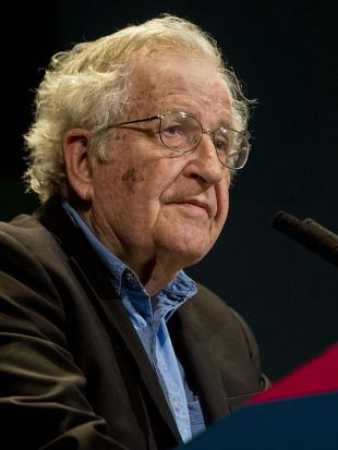 Picture of quotation author Noam Chomsky