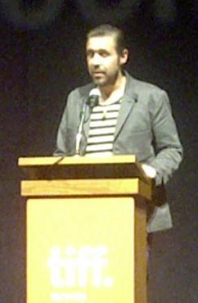 Picture of quotation author Paddy Considine