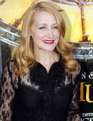 Picture of quotation author Patricia Clarkson