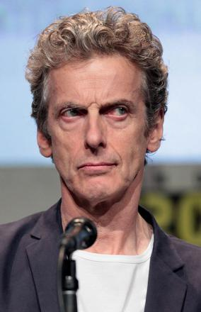 Picture of quotation author Peter Capaldi