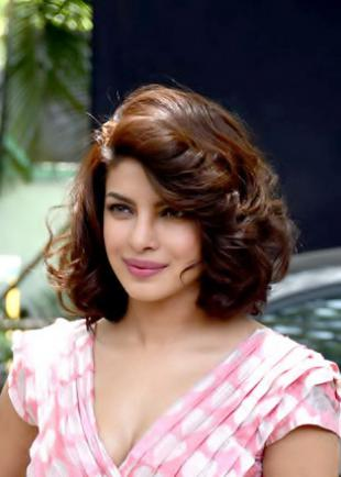 Picture of quotation author Priyanka Chopra