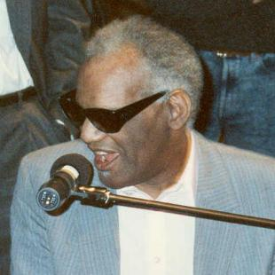 Picture of quotation author Ray Charles