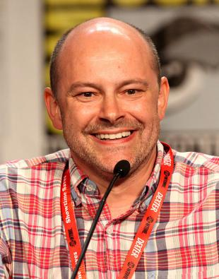 Picture of quotation author Rob Corddry