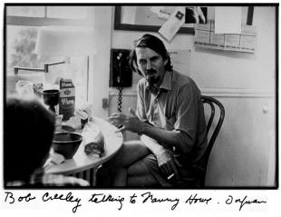 Picture of quotation author Robert Creeley