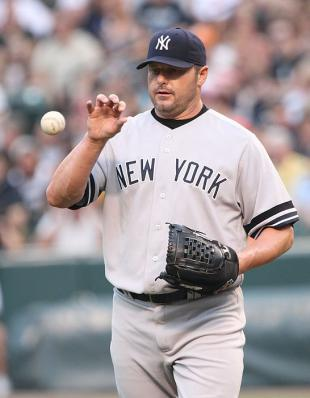 Picture of quotation author Roger Clemens