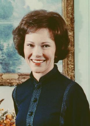 Picture of quotation author Rosalynn Carter