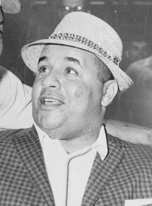 Picture of quotation author Roy Campanella