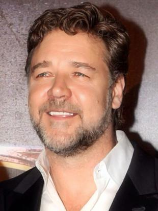 Picture of quotation author Russell Crowe
