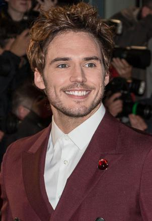Picture of quotation author Sam Claflin
