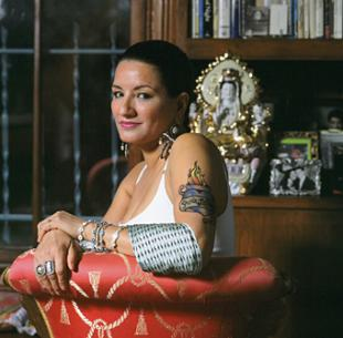 Picture of quotation author Sandra Cisneros
