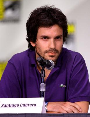 Picture of quotation author Santiago Cabrera