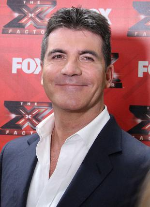Picture of quotation author Simon Cowell