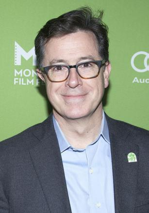 Picture of quotation author Stephen Colbert