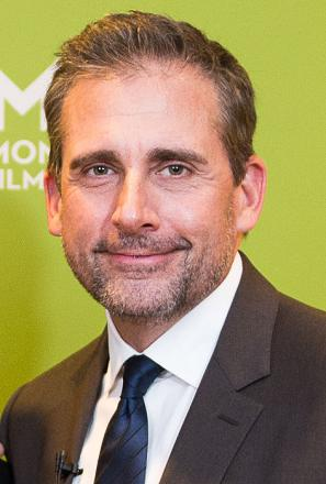 Picture of quotation author Steve Carell